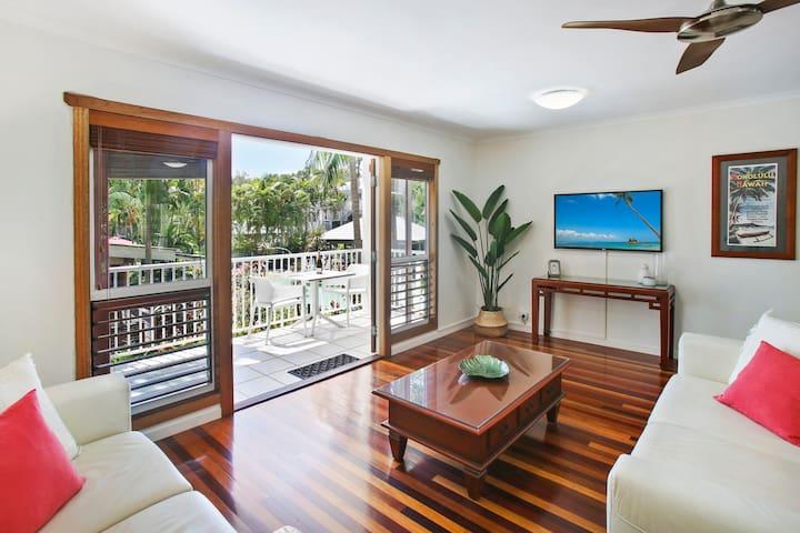 Noosa Getaway at South Pacific Resort