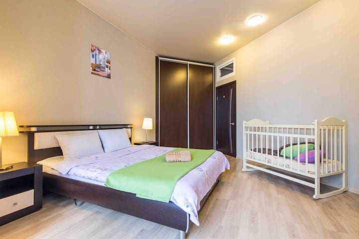 3room apartments Central Port