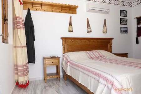 Chambre Ghorfa - Houmt Souk