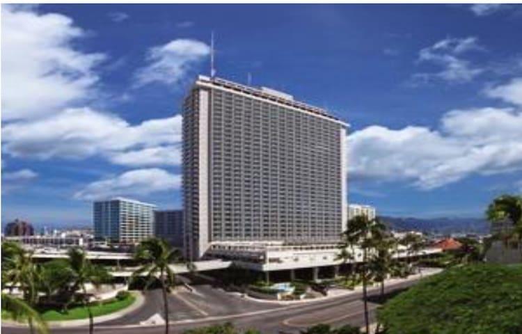 Ala Moana Hotel & Condominium
