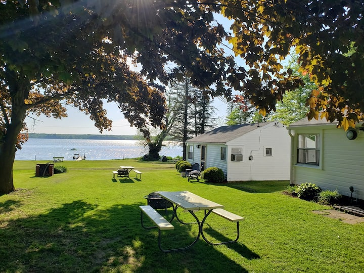 SHORE HAVEN COTTAGES (#1 and #3)