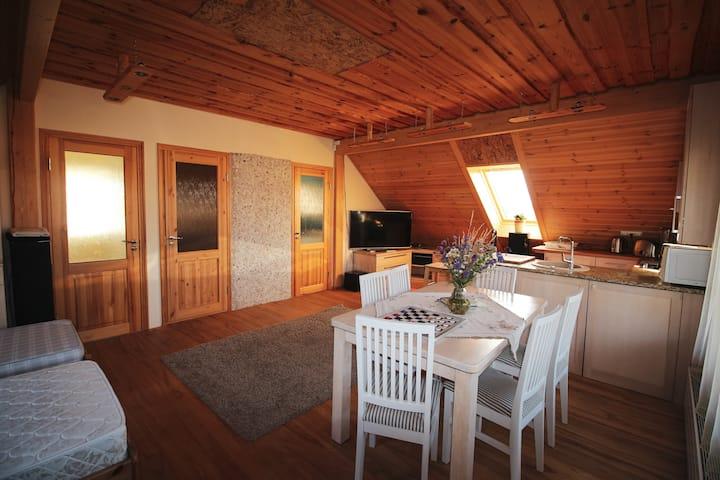 Põhja Tooma Kapteni holiday house