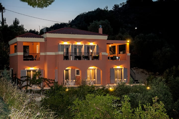 Guest house LEPEDA'S PEARL LIXOURI KEFALONIA