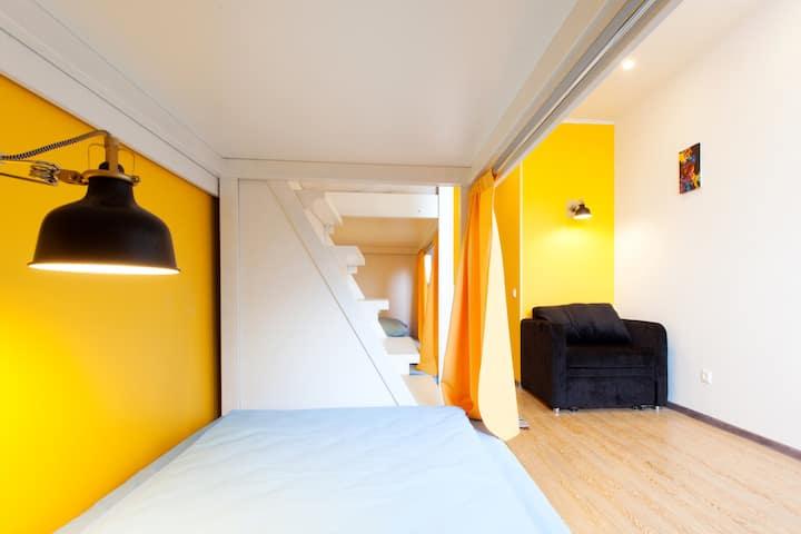 Хостел Квартира31 Место в 4 местном мужском номере