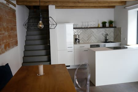 Quartier No.5 - Loft apartment in a historic house