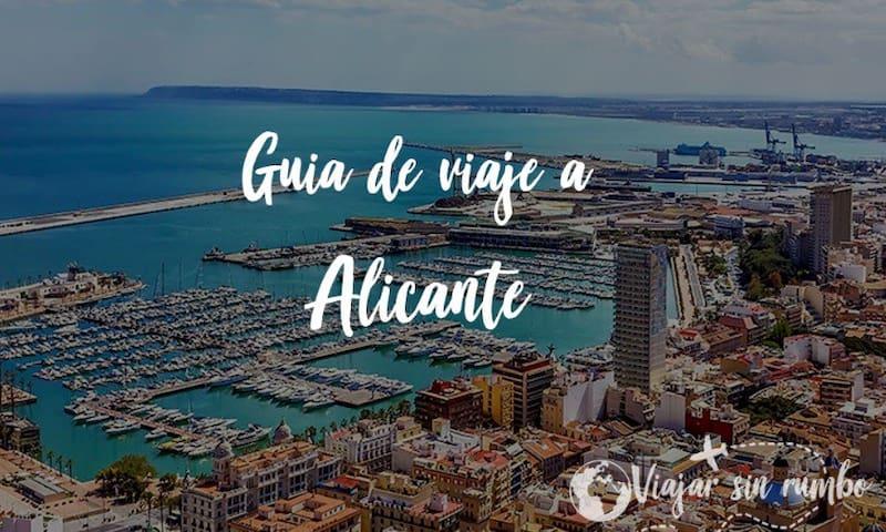 La guía de Elena: Alicante