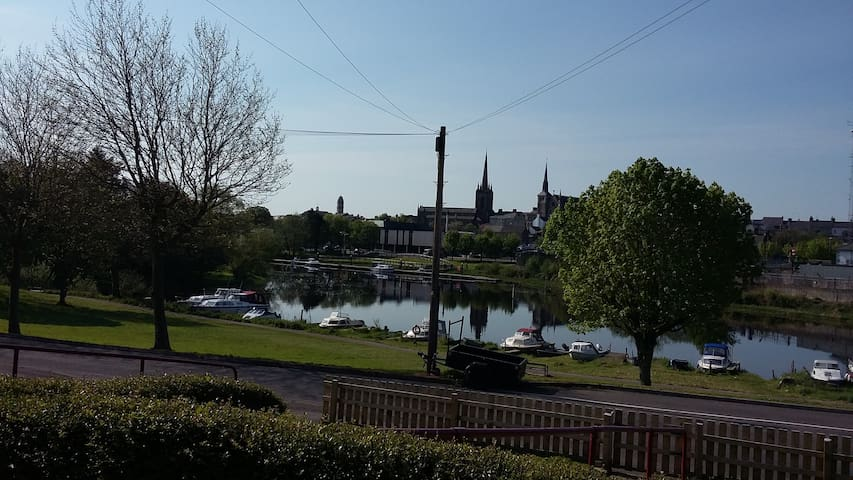 Riverview House - Enniskillen - Appartement