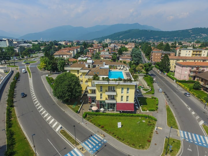 Monolocale fronte Ospedale Civile  di Brescia