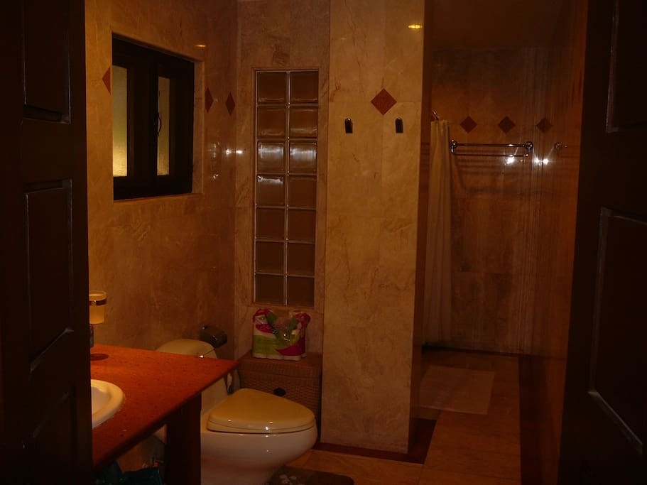 first class bath room