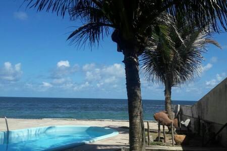 Casa de Artistas: beira-mar Sítio Histórico. Casal
