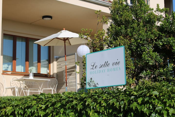 APPARTAMENTO BETULLA Le sette vie Holiday Homes