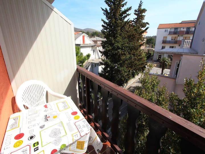 One bedroom Apartment, seaside in Selce (Crikvenica), Balcony