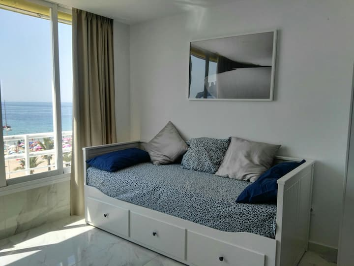 Estudio playa levante