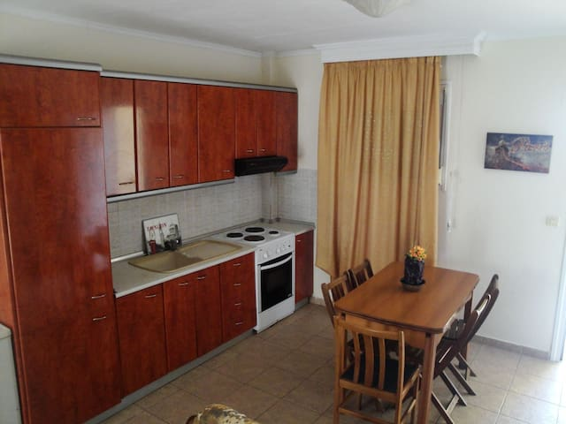 Seaview two bedroom apartment