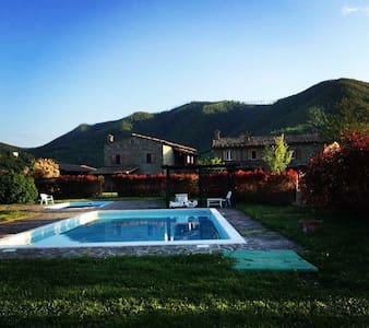 Gli Aceri B&B with Swimming Pool - Cantiano - Гестхаус