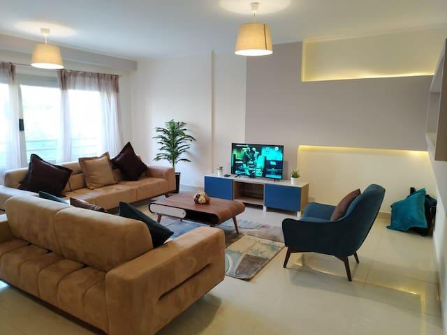 Mirage Apartment 2 bedroom D16 New Cairo