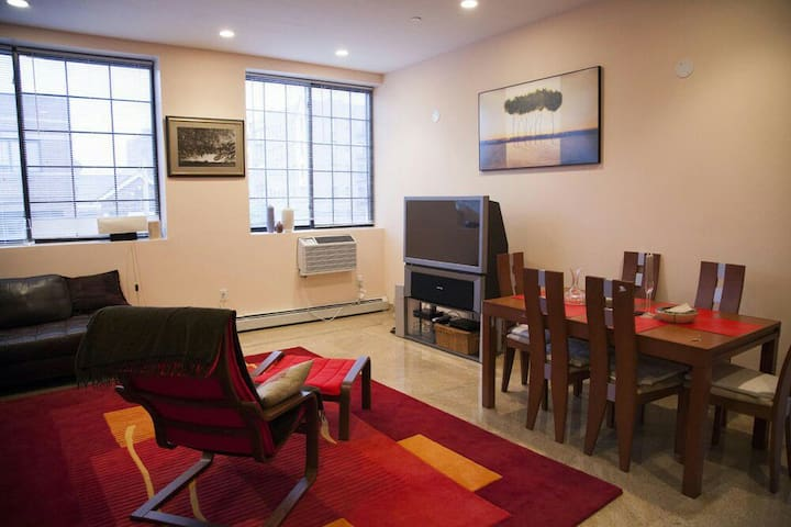 Impressive NYC Apartment - Garden City - Daire