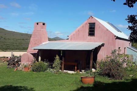 Honeyville Nature Reserve  Peach Cottage