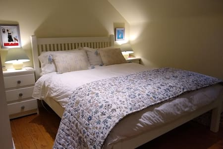 Near Loch Ness, comfortable spacious double room