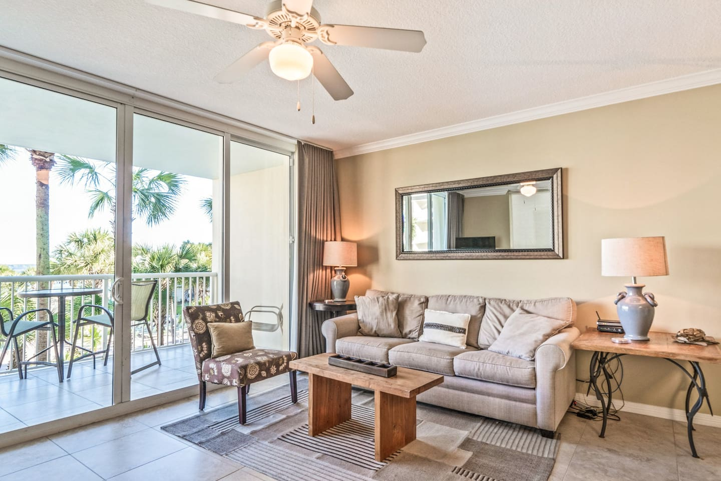 Welcome to Destin! Your rental is professionally managed by TurnKey Vacation Rentals.