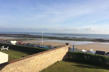 Résidence la brèche marais - Luc-sur-Mer - Apartamento