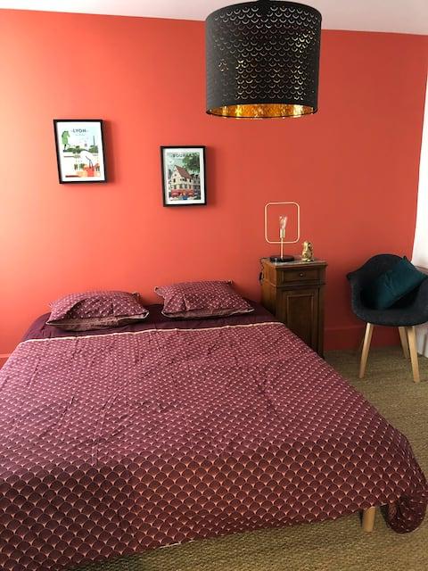 Charmant appartement au cœur de Bourges