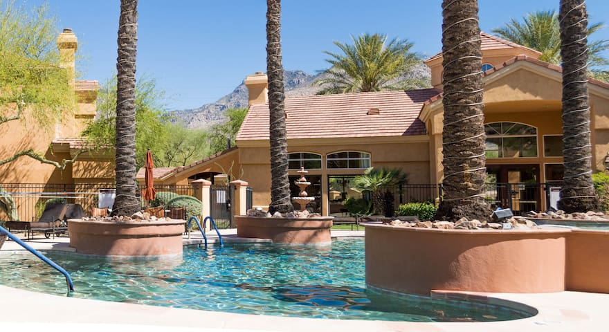 Pinnacle Canyon - Luxury Resort Condo
