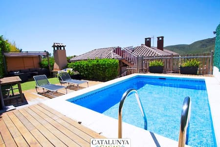 "Stunning mountain views Villa in ""El Vendrell"" for 8 people! - Costa Dorada - Ház"