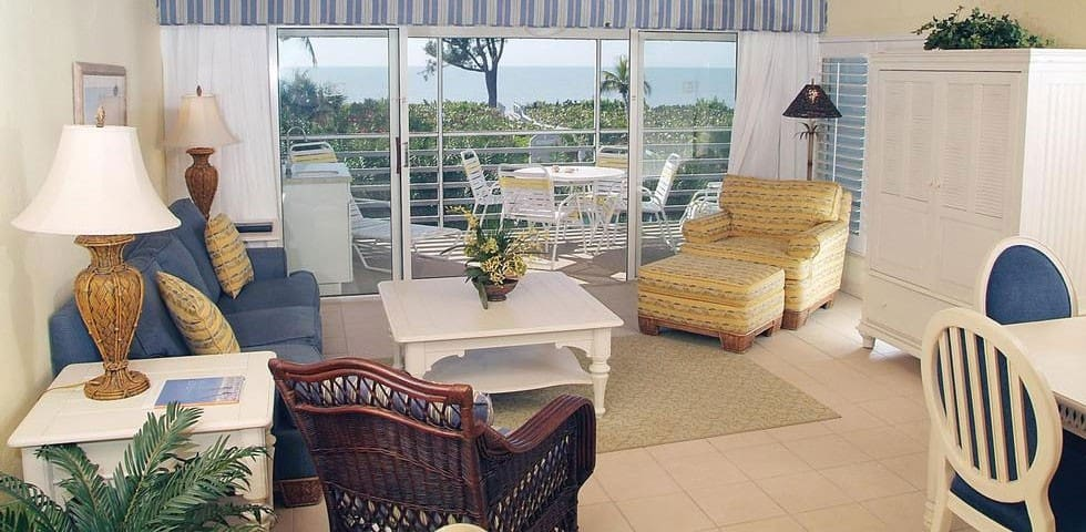 Hilton Grand Vacations Hurricane House - Sanibel - Daire