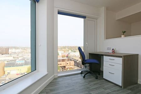 Luton Great 8th Floor Studio (8.16 - Apartment