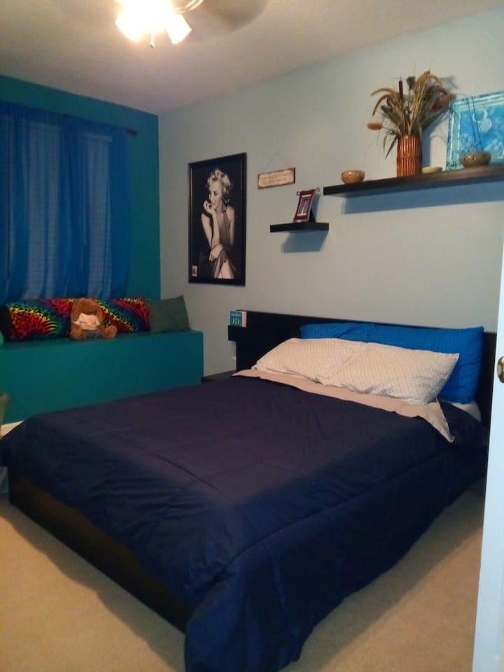 Cozy Room # 1