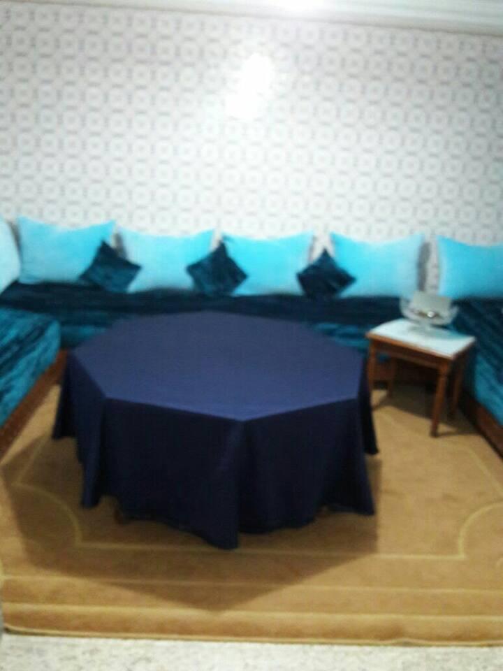 Chambres à louer dans villa