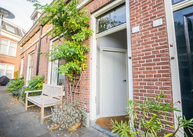 Monumental house in amazing neighbourhood! - Utrecht - Maison