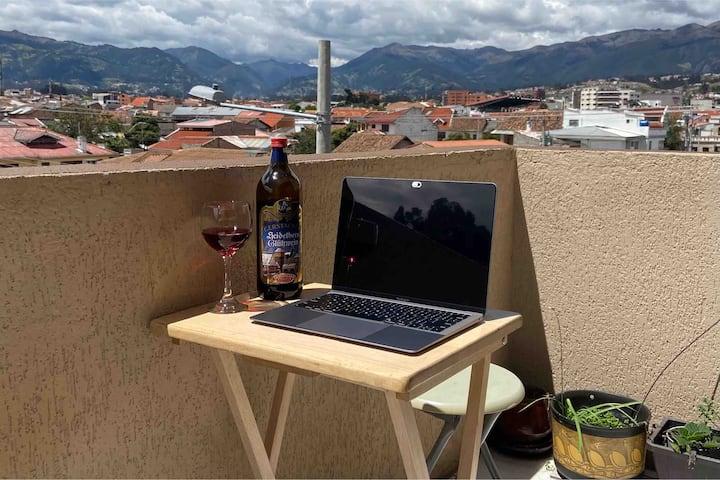 Disfruta Cuenca como si estuvieras en tu casa