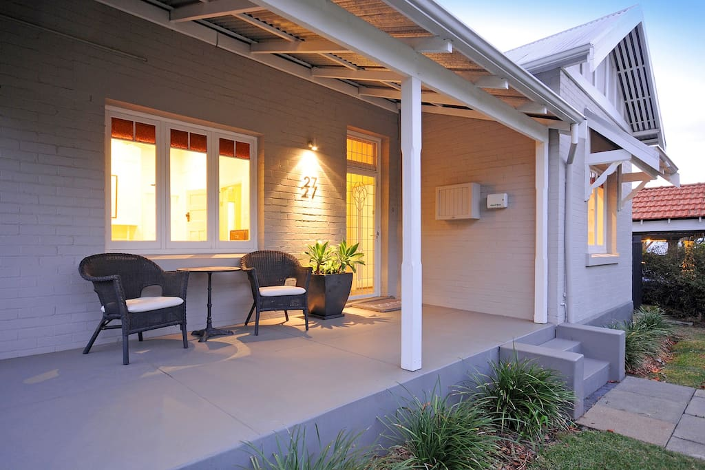 Charming Home in Exclusive Suburb