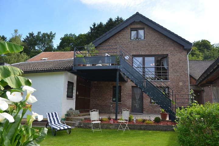 Peaceful Cottage in Aywaille with Sauna