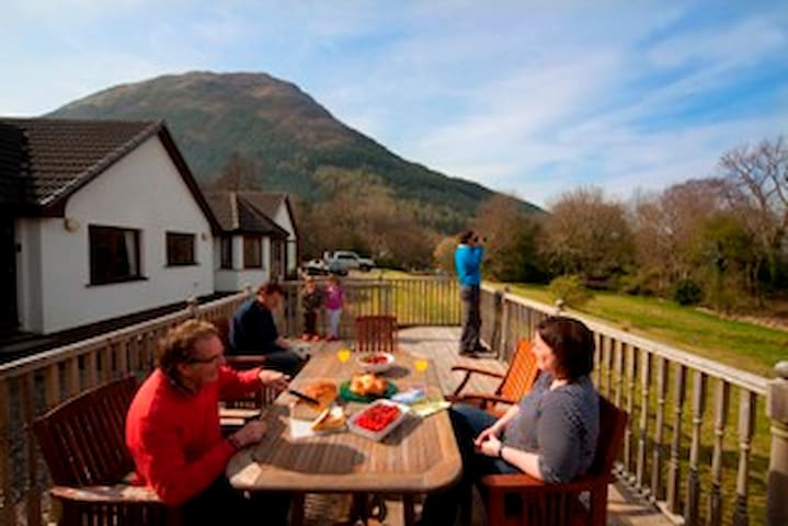 Wildwood Farm House - Ballachulish