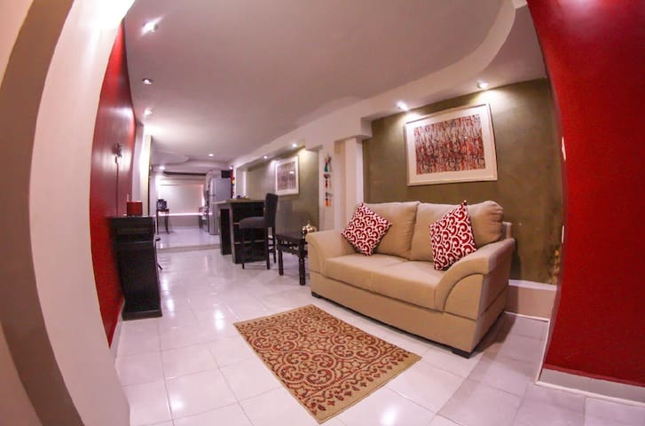 Studio recently remodeled  in the heart of P.V.