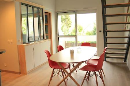 Appartement rénové 4/6 personnes à Argeles Gazost - Argelès-Gazost - Wohnung