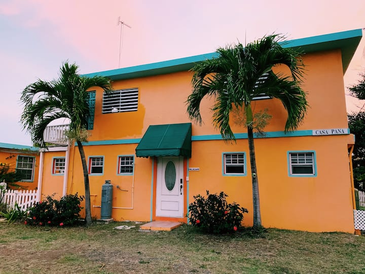 CasaPana Casita/Cozy 1 BR & Kitchen/Walk to Town!