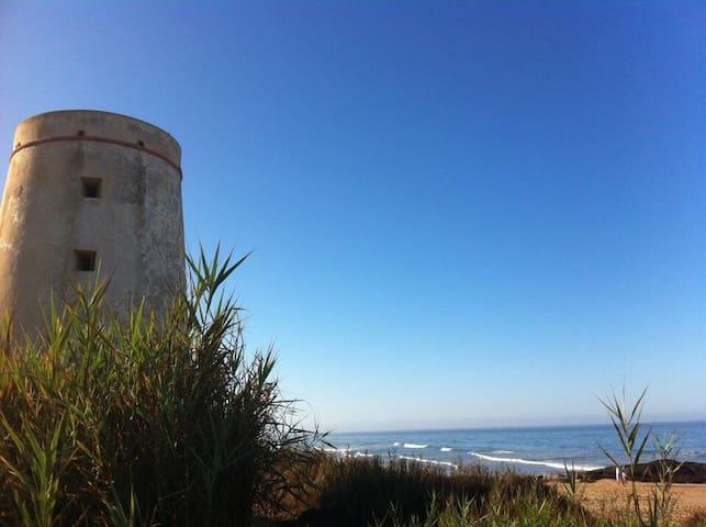 Casa en El Palmar a 100 mts de la playa - Vejer de la Frontera - Haus