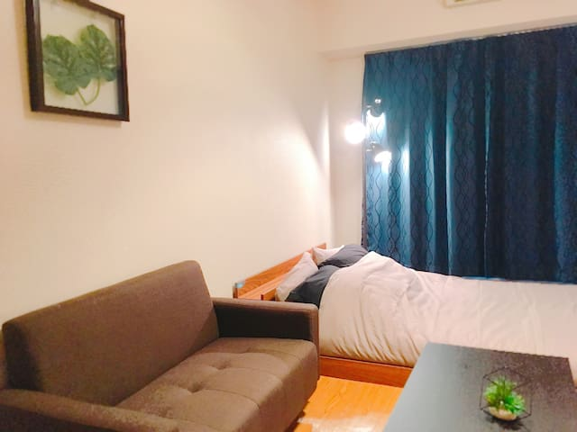 8mins walk from Kyoto station!&FreeWiFi#31