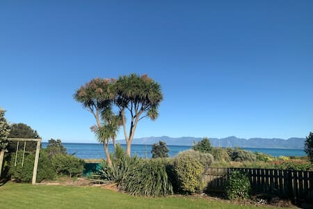 Coastal Retreat at Whatarangi, Cape Palliser
