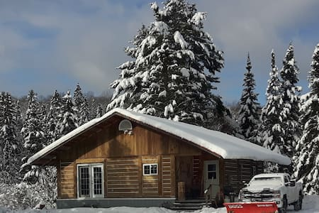 Searchmont Cabin, on the Achigan, Complete Privacy