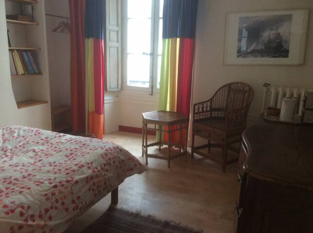 Grande chambre  totalement indépendante