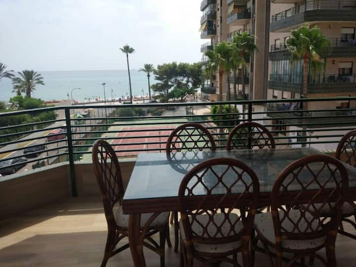 Palm Beach, playa Benicàssim
