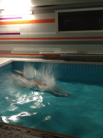 Schwimmen Dampfbad und Saunieren - Ditzingen