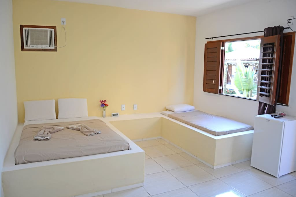 Our Standard rooms