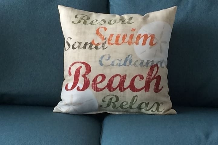 Get ready to relax and swim at the Beach!