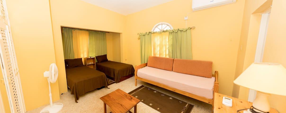 Mansfield Apartment